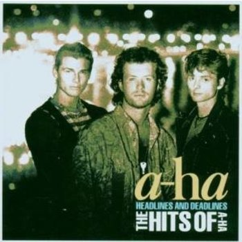 A-HA - HEADLINES AND DEADLINES - THE HITS OF