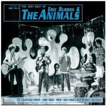 ERIC BURDON AND THE ANIMALS - INSIDE OUT