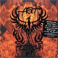 ASH - MELTDOWN (CD)