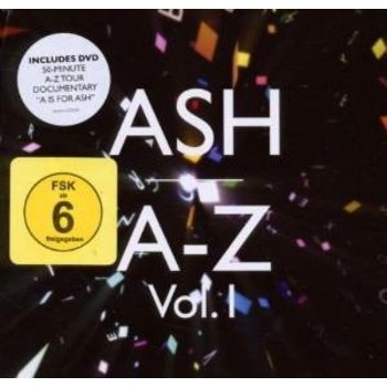 ASH - A-Z VOL 1  (CD AND DVD)