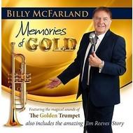 BILLY MCFARLAND - MEMORIES OF GOLD CD