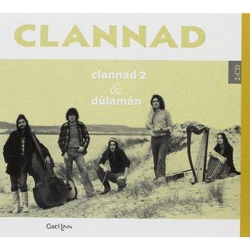 CLANNAD - CLANNAD 2 & DULAMAN ( 2 CD SET)
