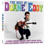 DUANE EDDY - THE BEST OF DUANE EDDY (CD)