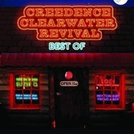 CREEDENCE CLEARWATER REVIVAL - BEST OF (CD)