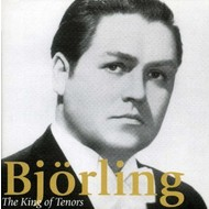 JUSSI BJORLING - THE KING OF TENORS (CD)