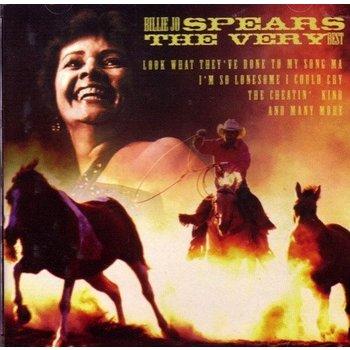 BILLIE JO SPEARS - THE VERY BEST (CD)