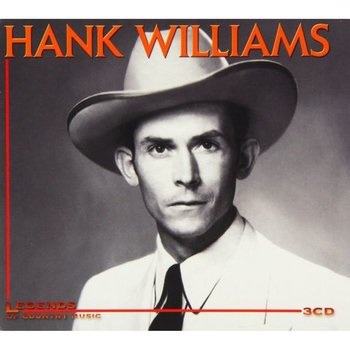HANK WILLIAMS - LEGENDS OF COUNTRY MUSIC