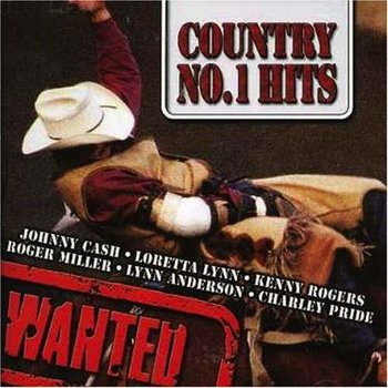 COUNTRY NO.1 HITS - VARIOUS ARTISTS