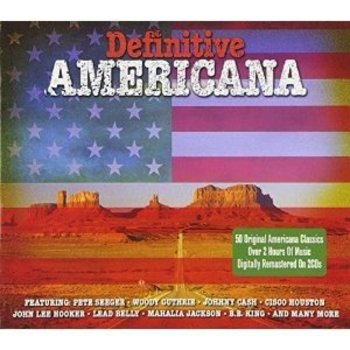 DEFINITIVE AMERICA - VARIOUS ARTISTS
