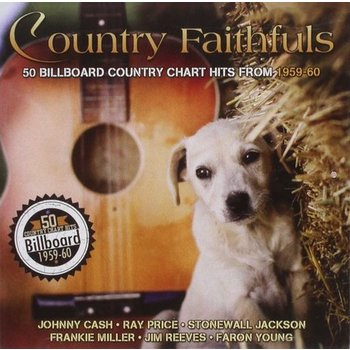 COUNTRY FAITHFULS - VARIOUS ARTISTS