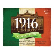1916 CENTENARY COLLECTION - VARIOUS IRISH ARTISTS (3 CD SET)