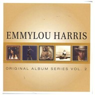 EMMYLOU HARRIS - ORIGINAL ALBUM SERIES VOLUME 2