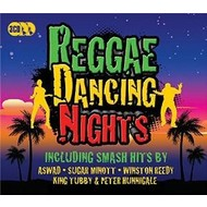 REGGAE DANCING NIGHTS - VARIOUS REGGAE ARTISTS (3 CD SET)
