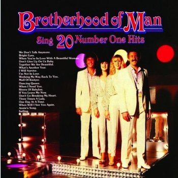 BROTHERHOOD OF MAN - SING 20 NUMBER ONE HITS