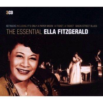 ELLA FITZGERALD - THE ESSENTIAL