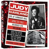 Delta,  JUDY GARLAND - LIVE AT CARNEGIE HALL 1961