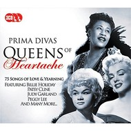 PRIMA DIVAS - QUEENS OF HEARTACHE (CD)...