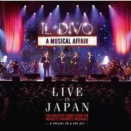 IL DIVO - A MUSICAL AFFAIR LIVE IN JAPAN