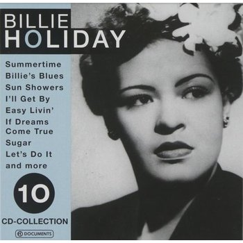 BILLIE HOLIDAY - 10 CD BOXSET