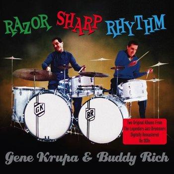 GENE KRUPA & BUDDY RICH - RAZOR SHARP RHYTHM