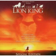 THE LION KING SPECIAL EDTION - SOUNDTRACK