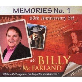 BILLY MCFARLAND - MEMORIES NO 1