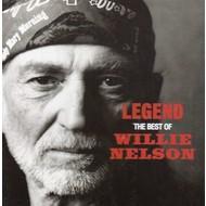 WILLIE NELSON - LEGEND THE BEST OF WILLIE NELSON (CD).