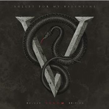 BULLET FOR MY VALENTINE - VENOM (DELUXE EDITION)