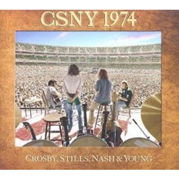 CROSBY ,STILLS AND NASH AND YOUNG - CSNY 1974