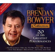 Dolphin Records,  BRENDAN BOWYER - THE COLLECTION