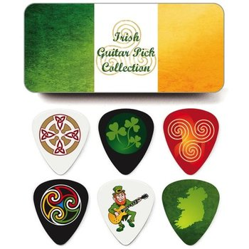 GUITAR PICKS - IRISH COLLECTION