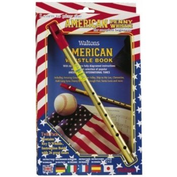 AMERICAN PENNY WHISTLE & BOOK