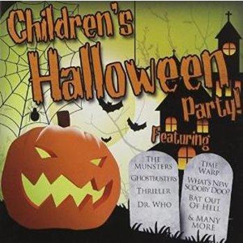 CHILDREN'S HALLOWEEN PARTY (CD)