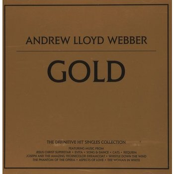 ANDREW LLOYD WEBBER - GOLD: VARIOUS ARTISTS