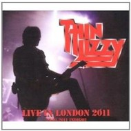 THIN LIZZY - LIVE IN LONDON 2011