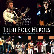 IRISH FOLK HEROES (4 CD)
