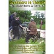 Comeragh Productions,  BACHELORS IN TROUBLE - ON YOUR BIKE & TRACTOR (DVD)