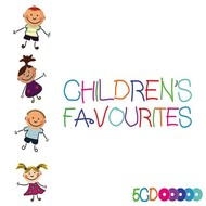 CHILDREN'S FAVOURITES (5 CD SET)