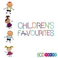 CHILDREN'S FAVOURITES (5 CD SET)...