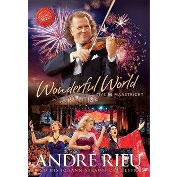 ANDRE RIEU - WONDERFUL WORLD , LIVE UN MAASTRICHT DVD