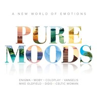 PURE MOODS - VARIOUS ARTISTS (2 CD SET)