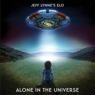 Columbia,  JEFF LYNNE'S ELO - ALONE IN THE UNIVERSE CD
