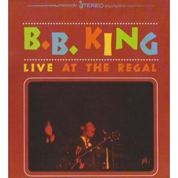 BB KING - LIVE AT THE REGAL (VINYL)