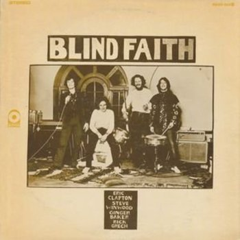 BLIND FAITH - BLIND FAITH  (VINYL)
