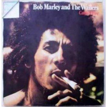BOB MARLEY & THE WAILERS  _CATCH A FIRE  (VINYL)