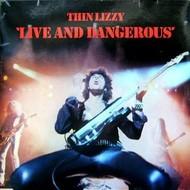 THIN LIZZY - LIVE & DANGEROUS  (VINYL)