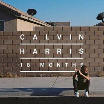 CALVIN HARRIS - 18 MONTHS  (VINYL)