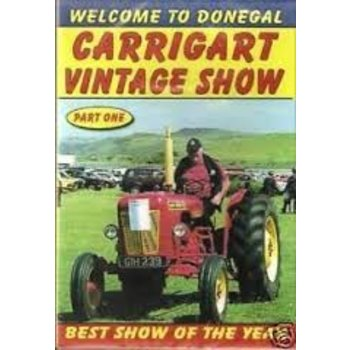 CARRIGART VINTAGE SHOW, WELCOME TO DONEGAL