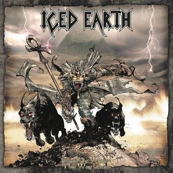 ICED EARTH - SOMETHING WICKED THIS WAY COME LP