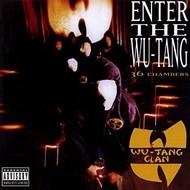 THE WU-TANG CLAN - ENTER THE WU-TANG CLAN (36 CHAMBERS) LP
